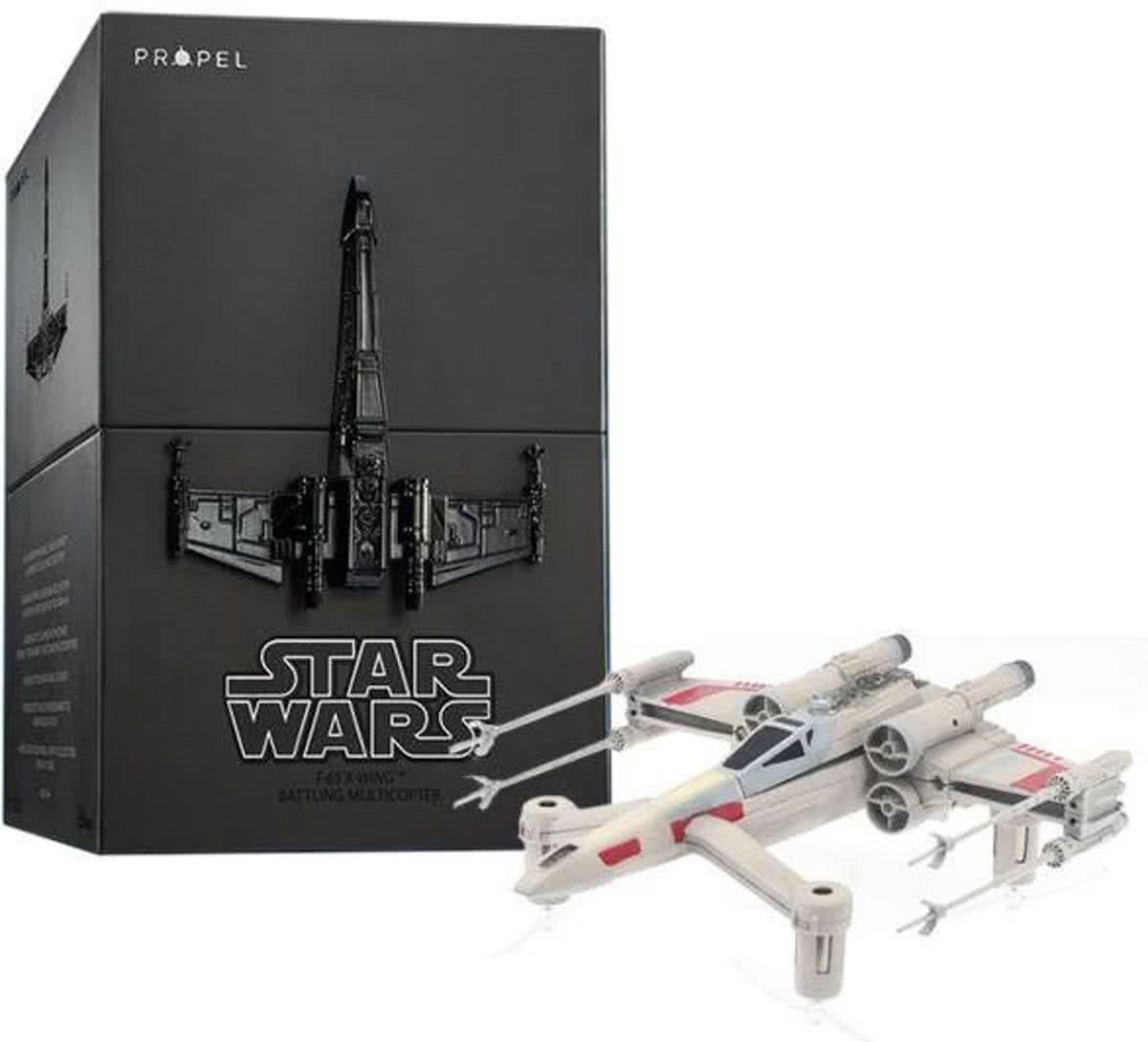 Star Wars Drone Battle Quad T-65 X-Wing in exclusieve Collectors Box