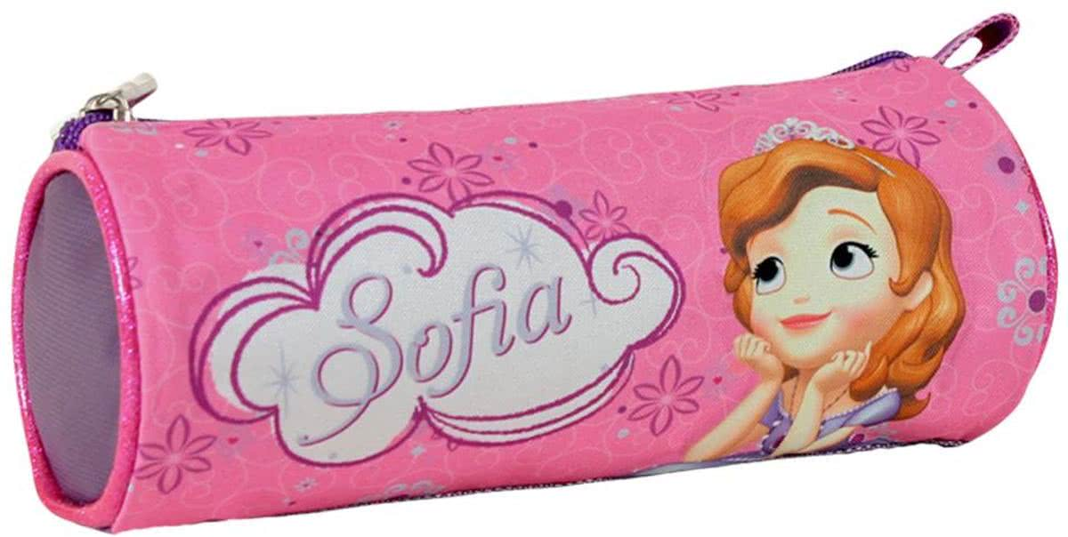 Sofia The First School Etui
