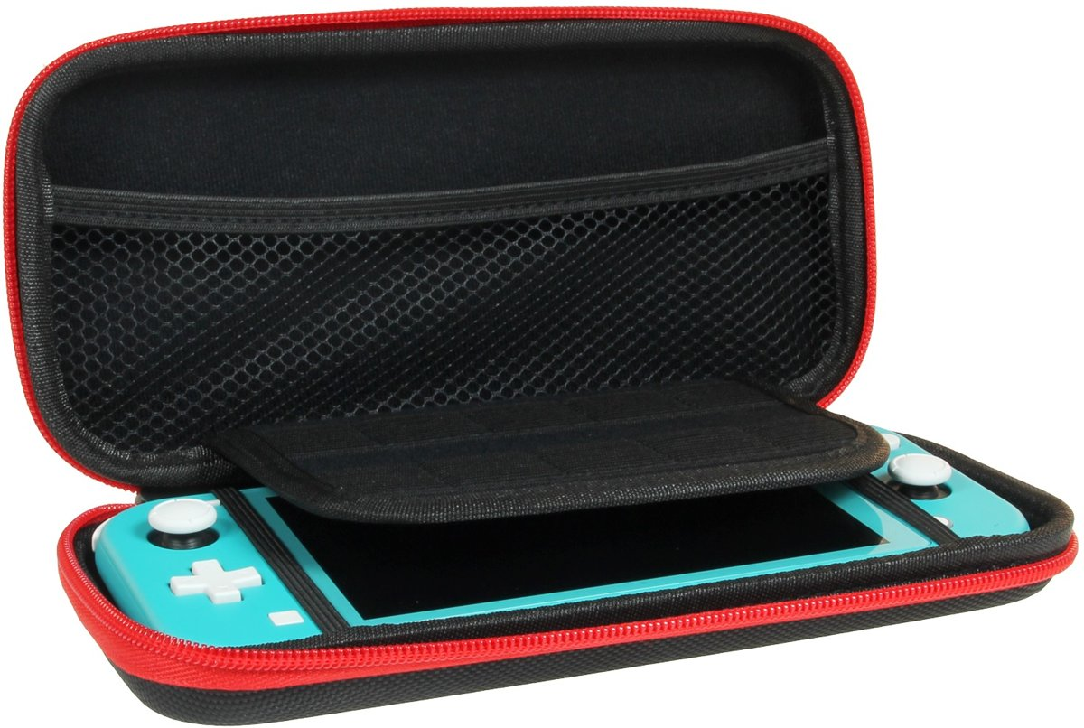 - Switch Lite Nylon Case - Black