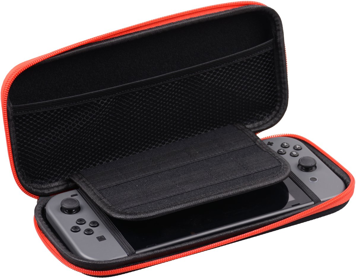 Gaming - Nintendo Switch - Protective case deluxe