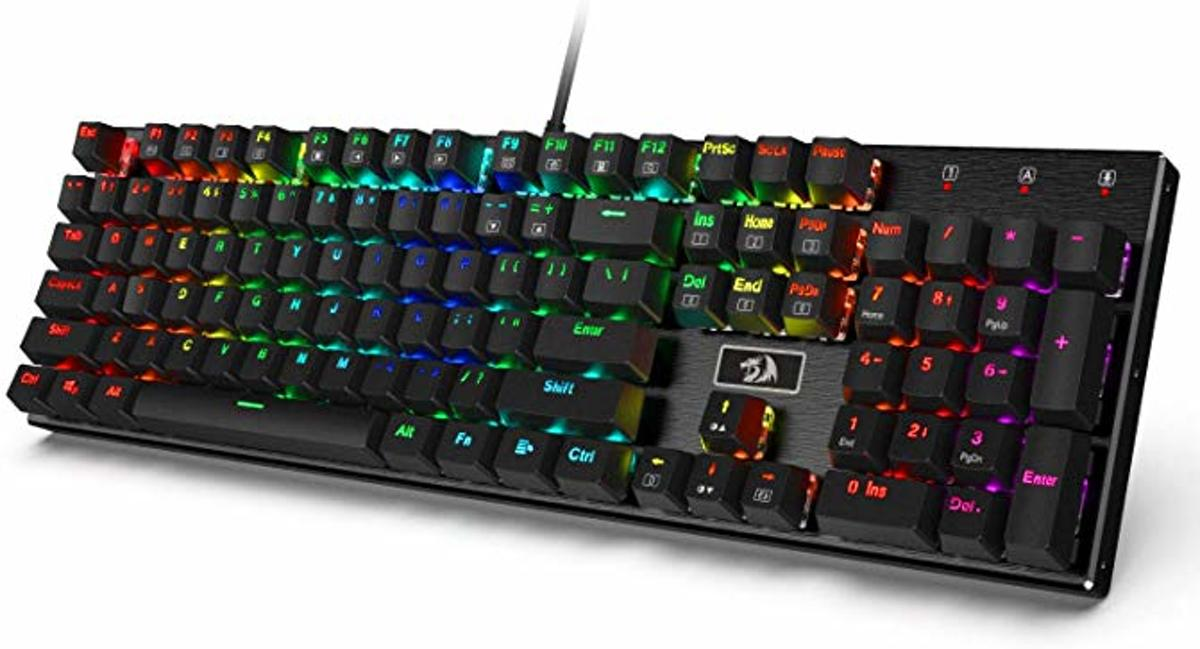 Mechanical Gaming Keyboard Redragon Rudra