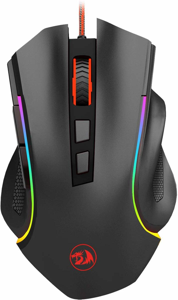 Redragon Griffin 7200 DPI RGB Gaming Muis
