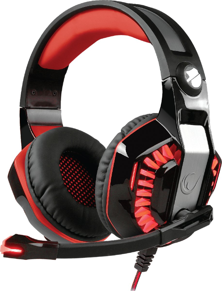 Rampage PC Gaming Headset Rivia G40 - Dolby 7.1 Surround - USB