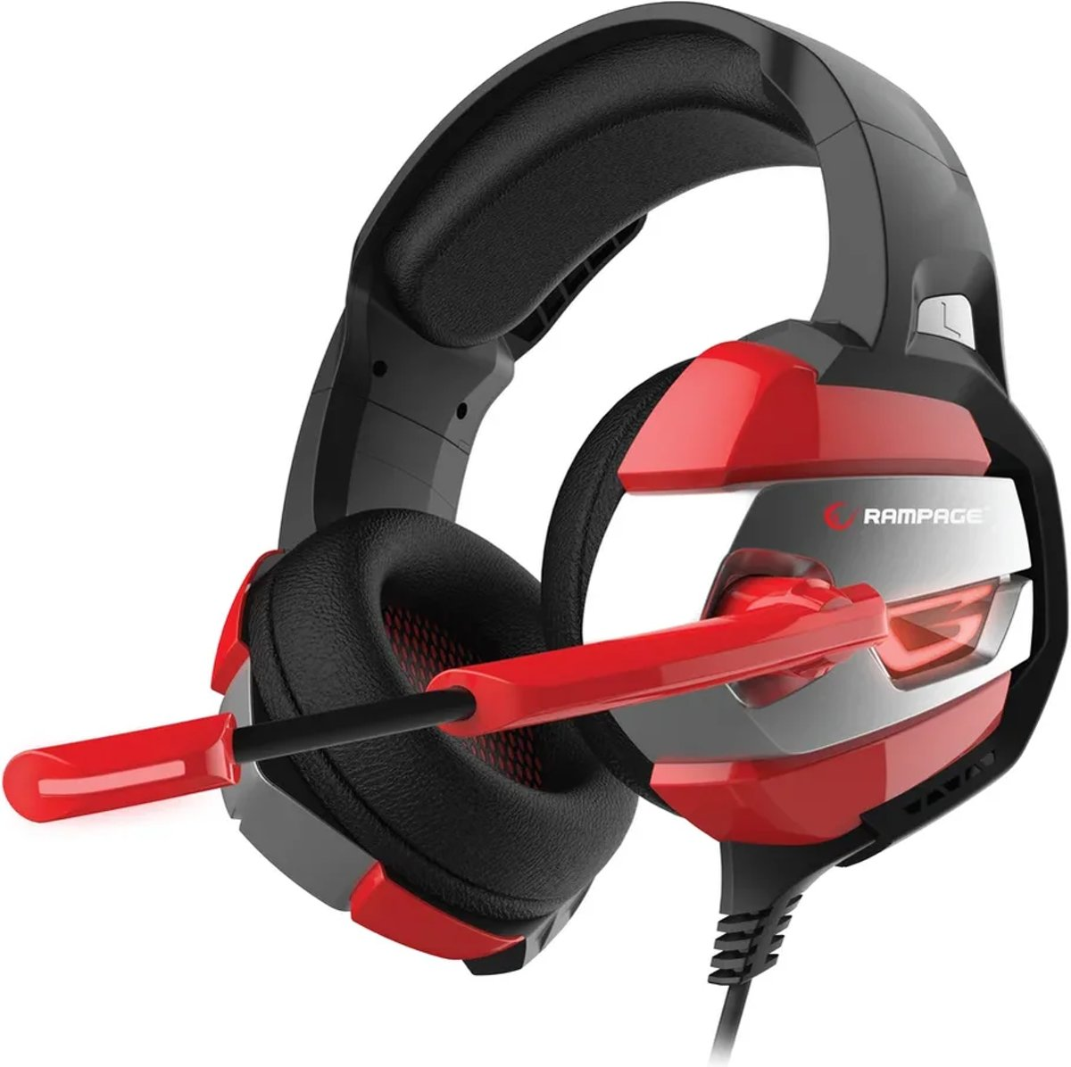 Rampage RM-K5 Noble 7.1 surround sound gaming headset
