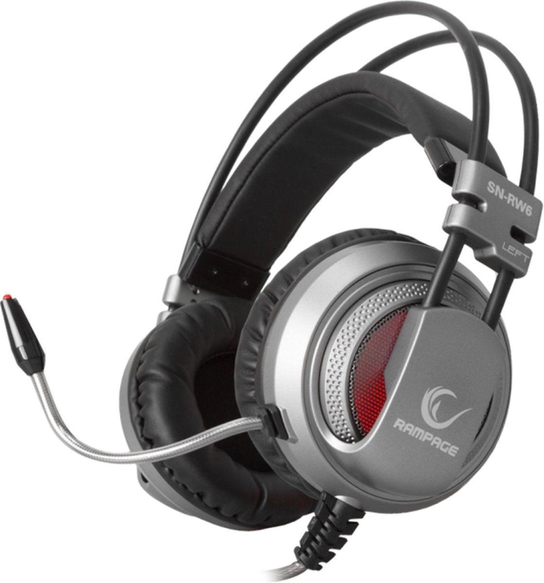 Rampage SN-RW6 7.1 surround sound gaming headset