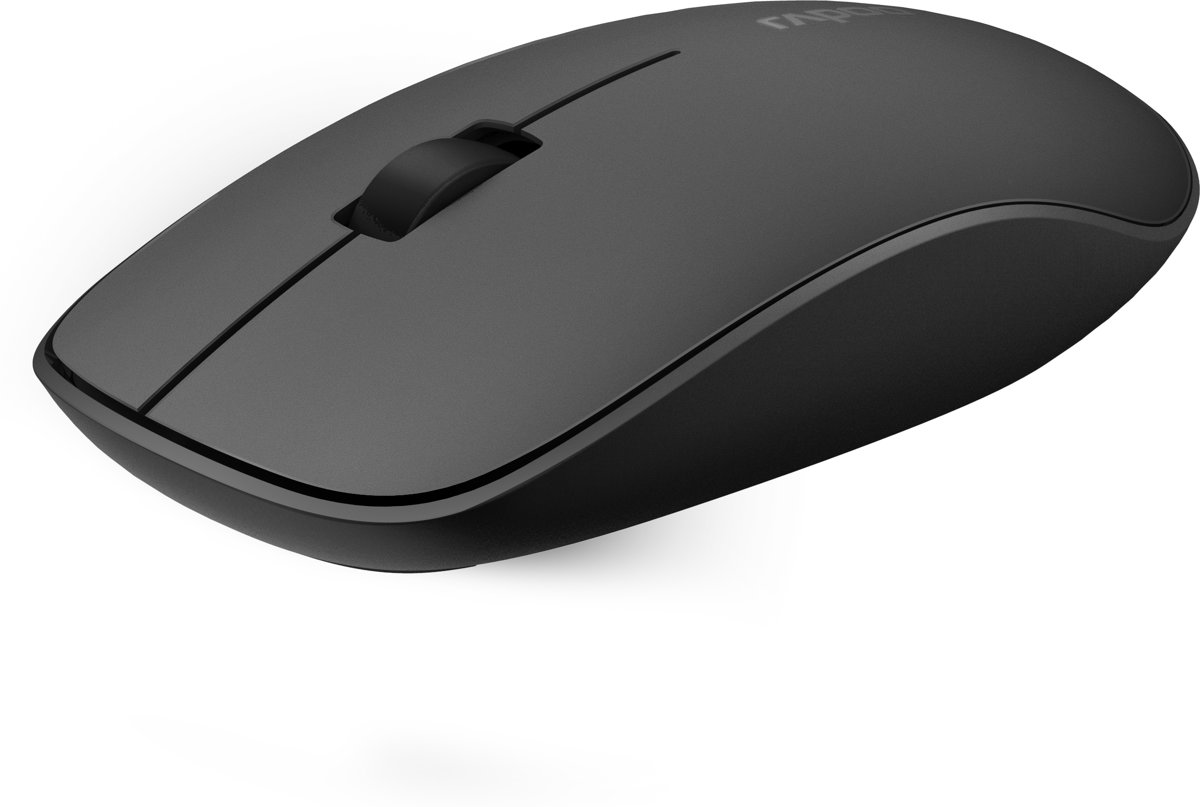 M200 2.4 GHz Multi-mode mouse Silent Black