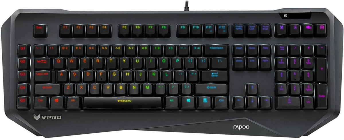 mechanical gaming keyboard v800s