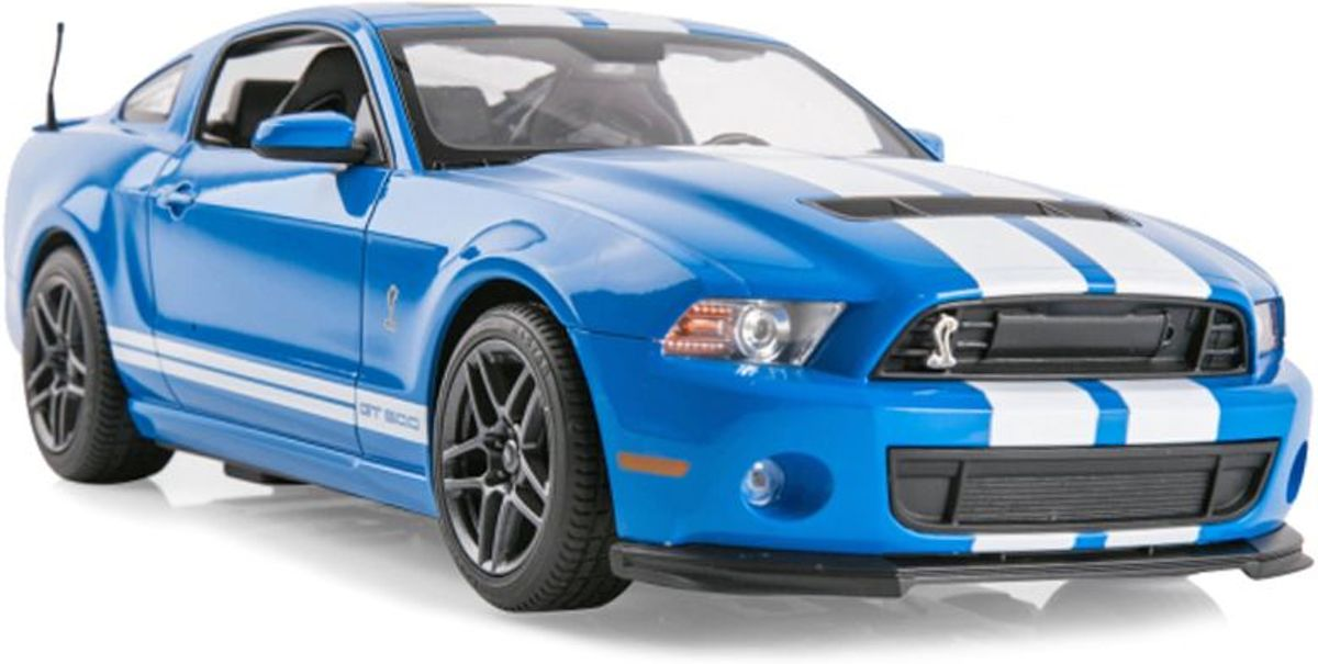 Ford Shelby GT500 - 1:14 -   - Blauw