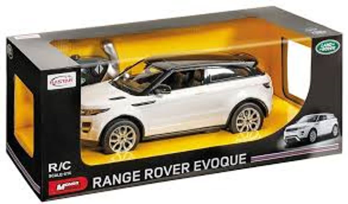 RC Range Rover Evoque 1:14 Wit