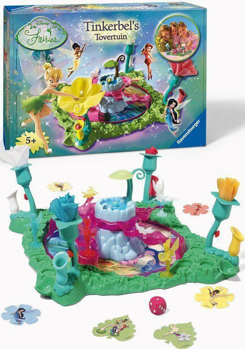 Disney Fairies - Tinkerbels Tovertuin