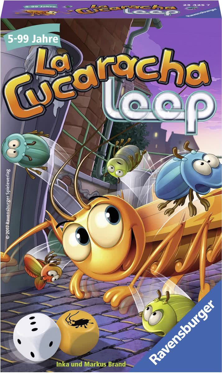La Cucaracha Loop - pocketspel