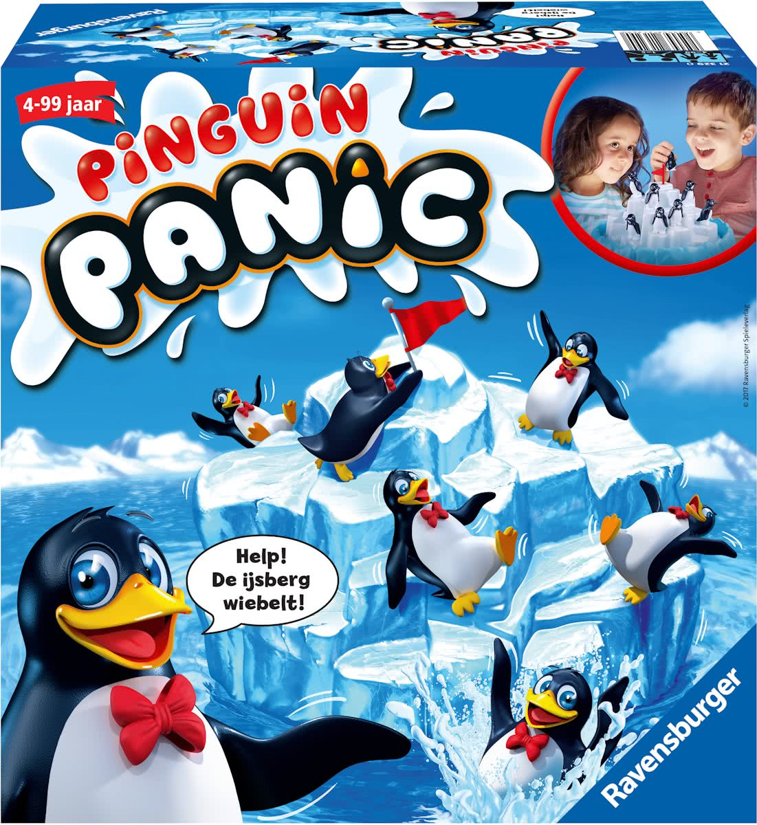 Ravensburger Pinguin Panic - bordspel