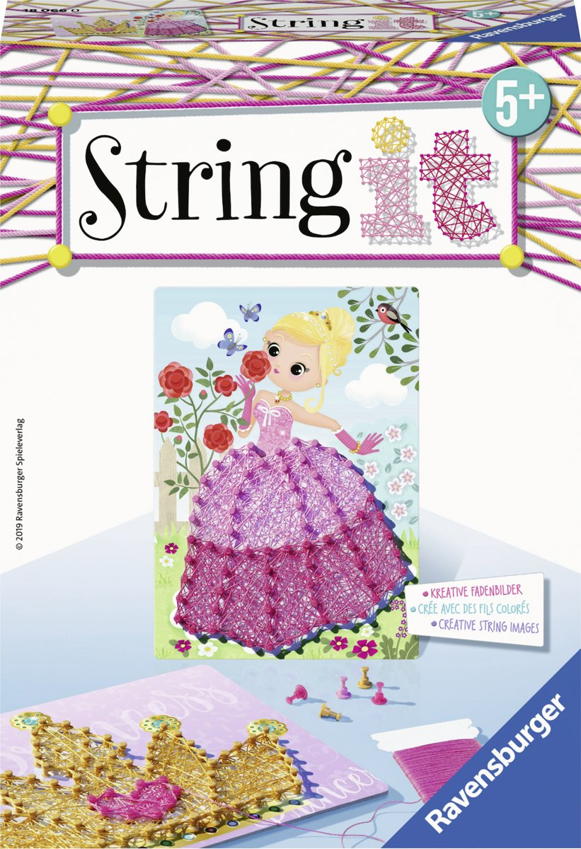 Ravensburger String IT Pink Princess