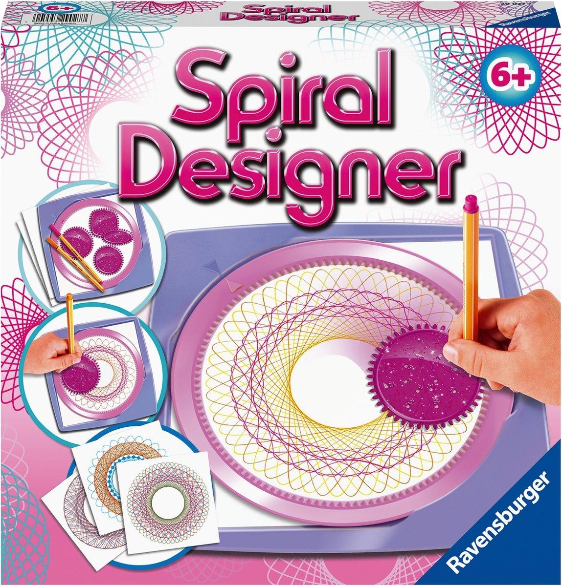 Ravensburger mini Spiral Designer Girls