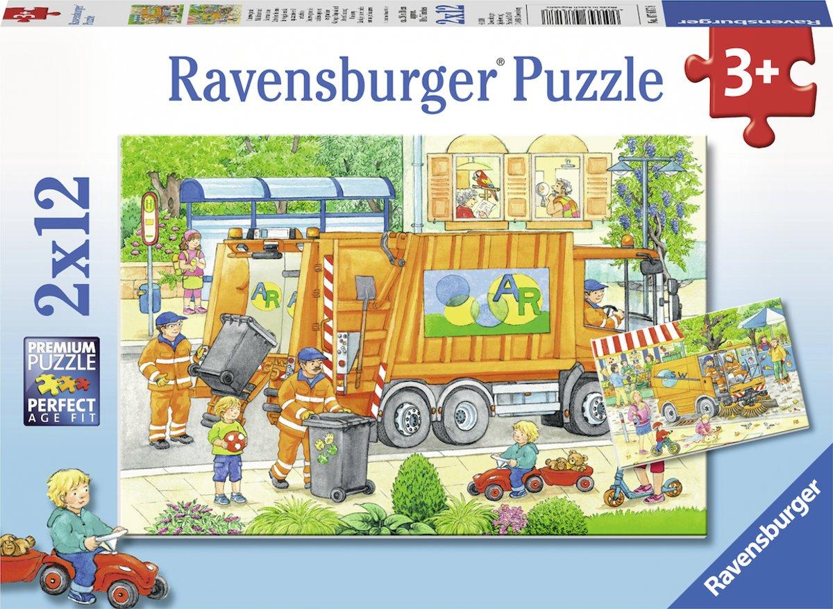 Ravensburger Puzzel De Sixtijnse Kapel Legpuzzel 5000 Stukjes