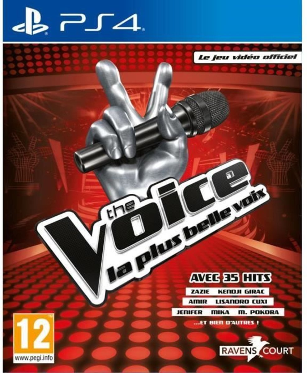 De Voice 2019 PS4-game