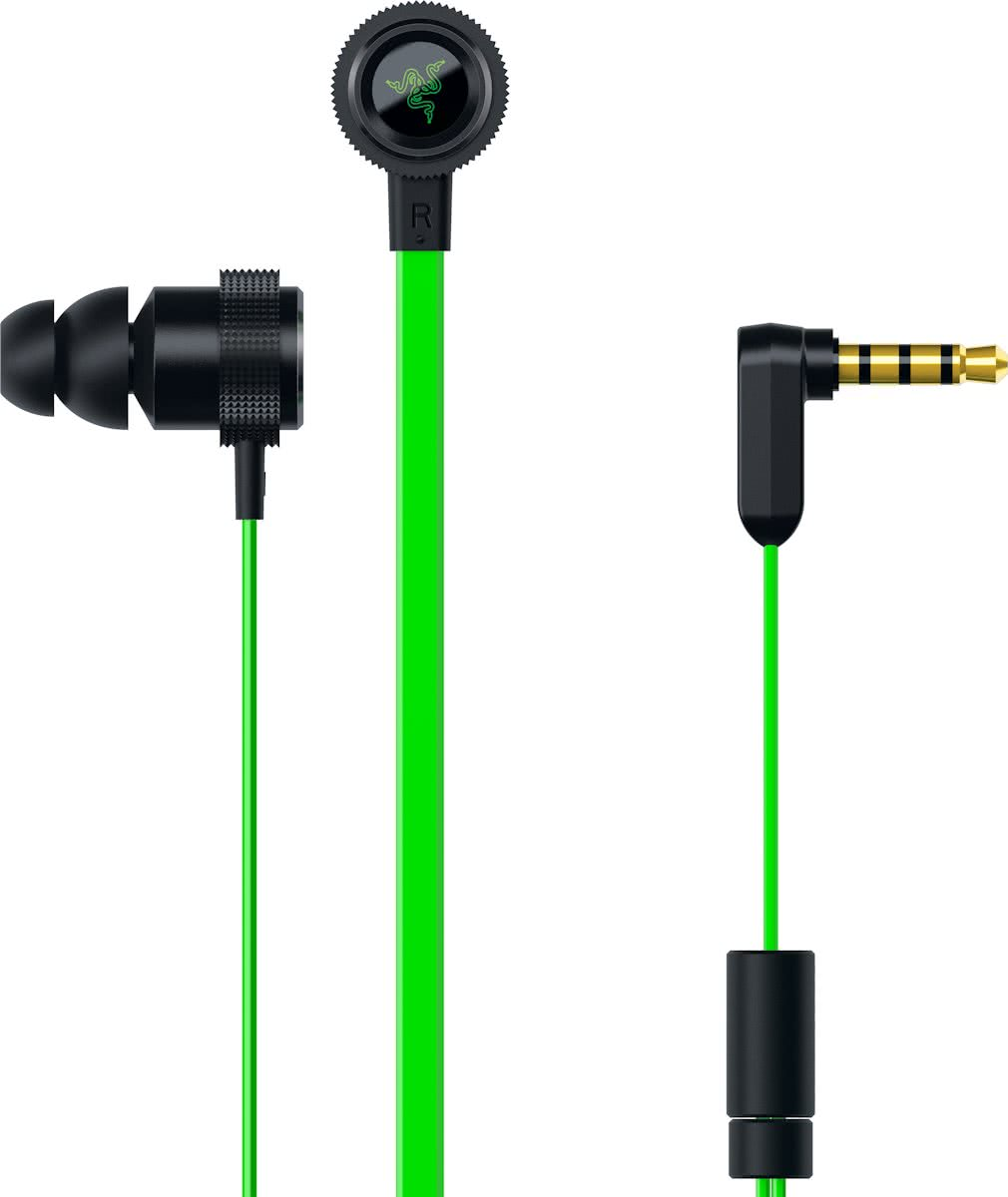 Razer Hammerhead V2 - Gaming in-ear  Headphone - PC + MAC + iOs + Android