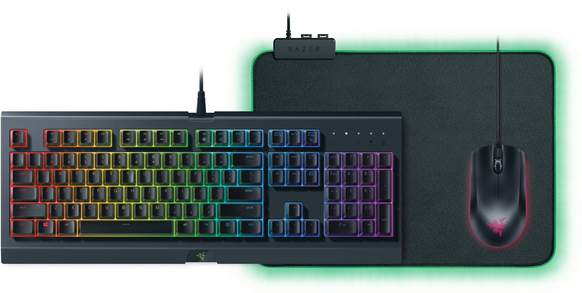 Razer Holiday Bundle 2018 - FR Azerty Layout