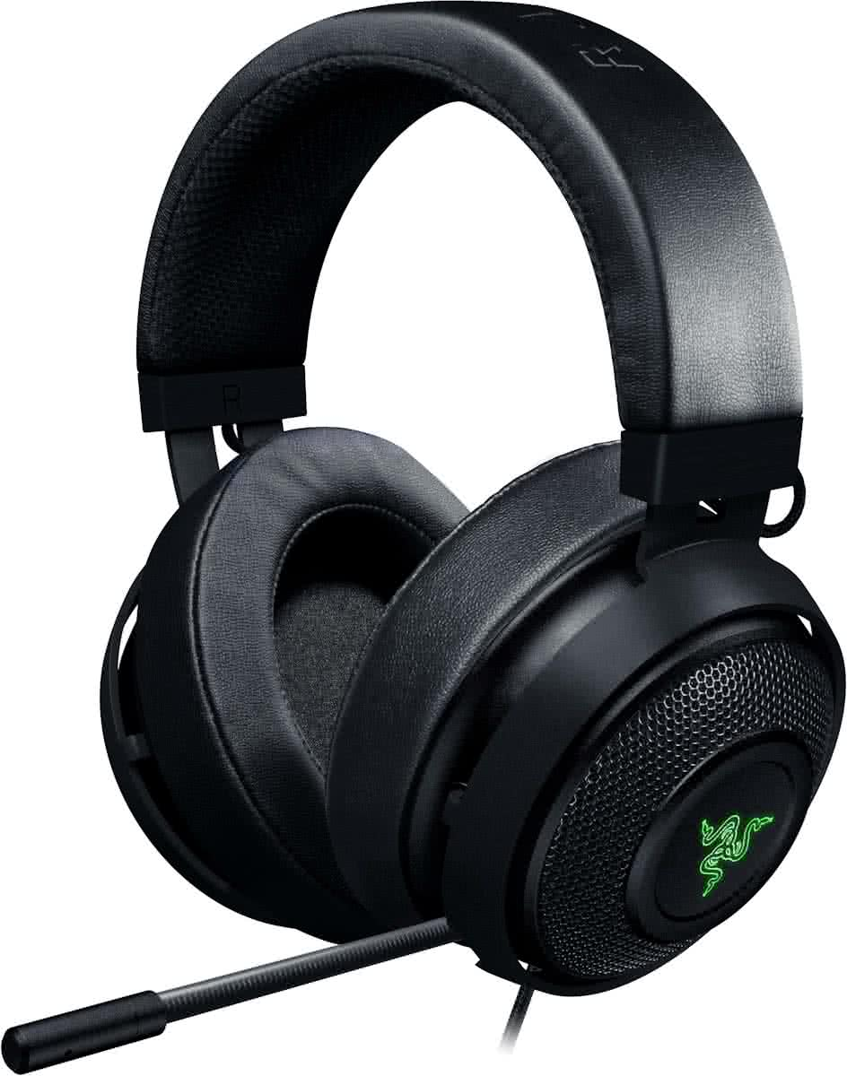 Razer Kraken 7.1 Chroma V2 - Over Ear Gaming Headset - PS4 + PC + MAC - Zwart