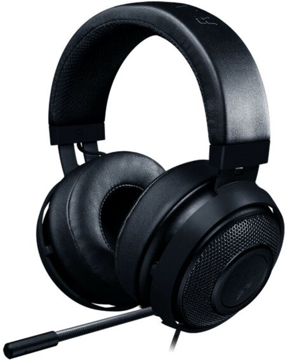 Razer Kraken Pro V2 - Oval Ear - Gaming Headset - PS4 / Xbox One / PC / MAC - Zwart