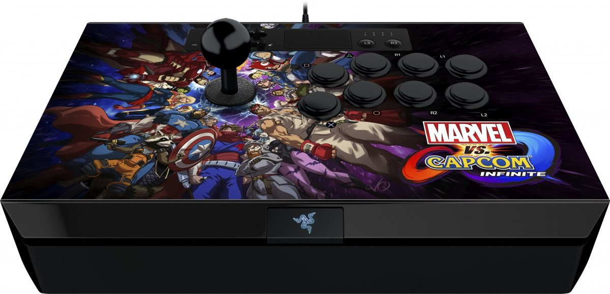 Panthera - Arcade Stick - Marvel V Capcom Editie - PS4