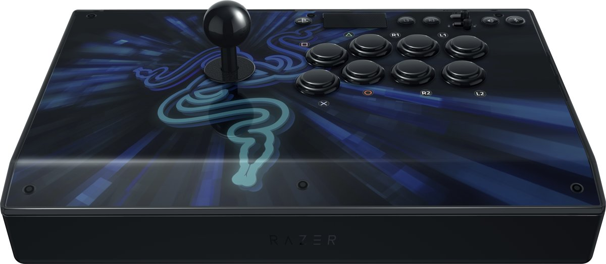 Panthera Evo Fight Stick - PS4 - Blauw