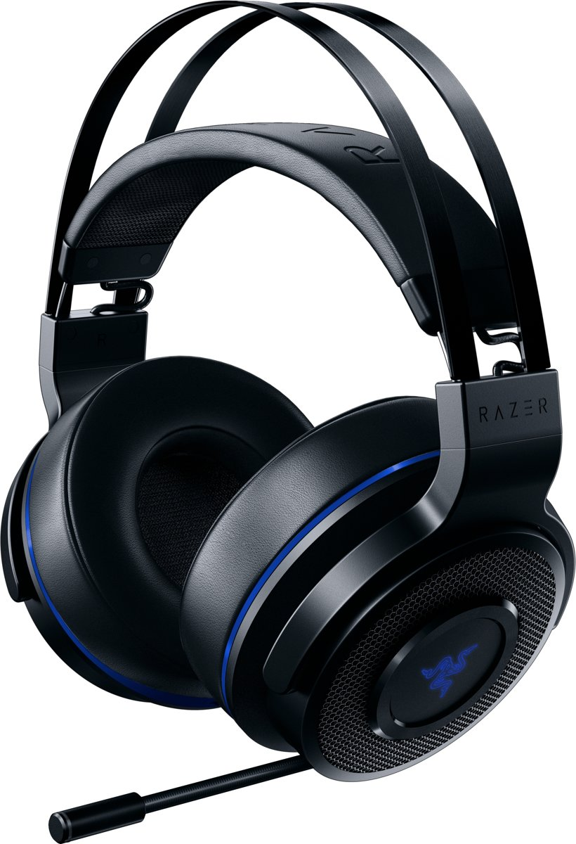 Razer Thresher 7.1 - Draadloze Gaming Headset - PS4 + PC