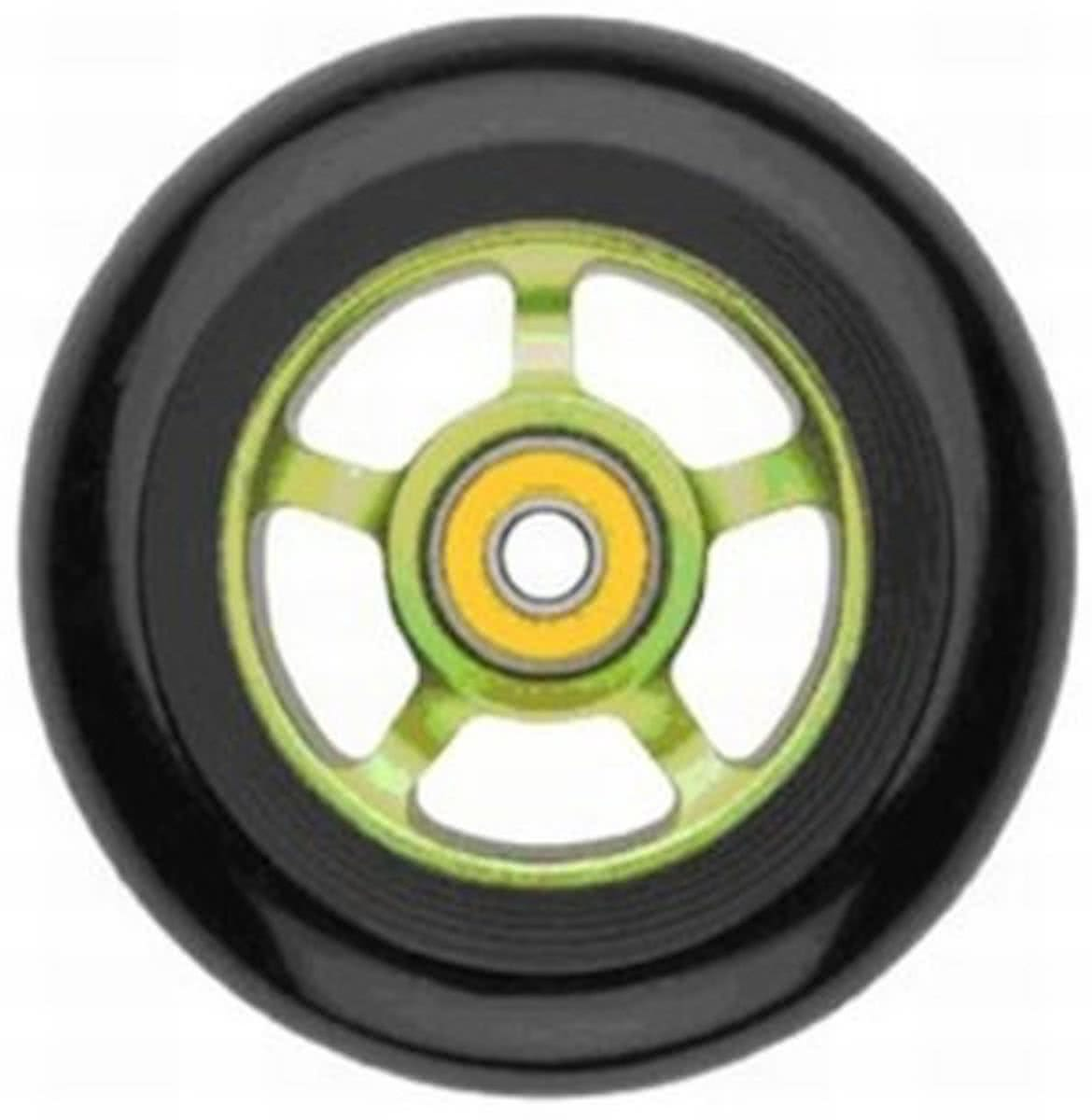 Wheel   pro 100 mm voor oa Beast step: groen (35073111)