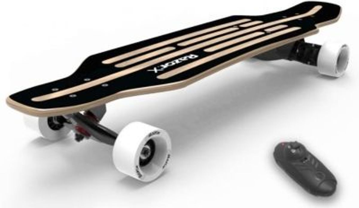 X1 Longboard Razor Electric Elektrische Longboard