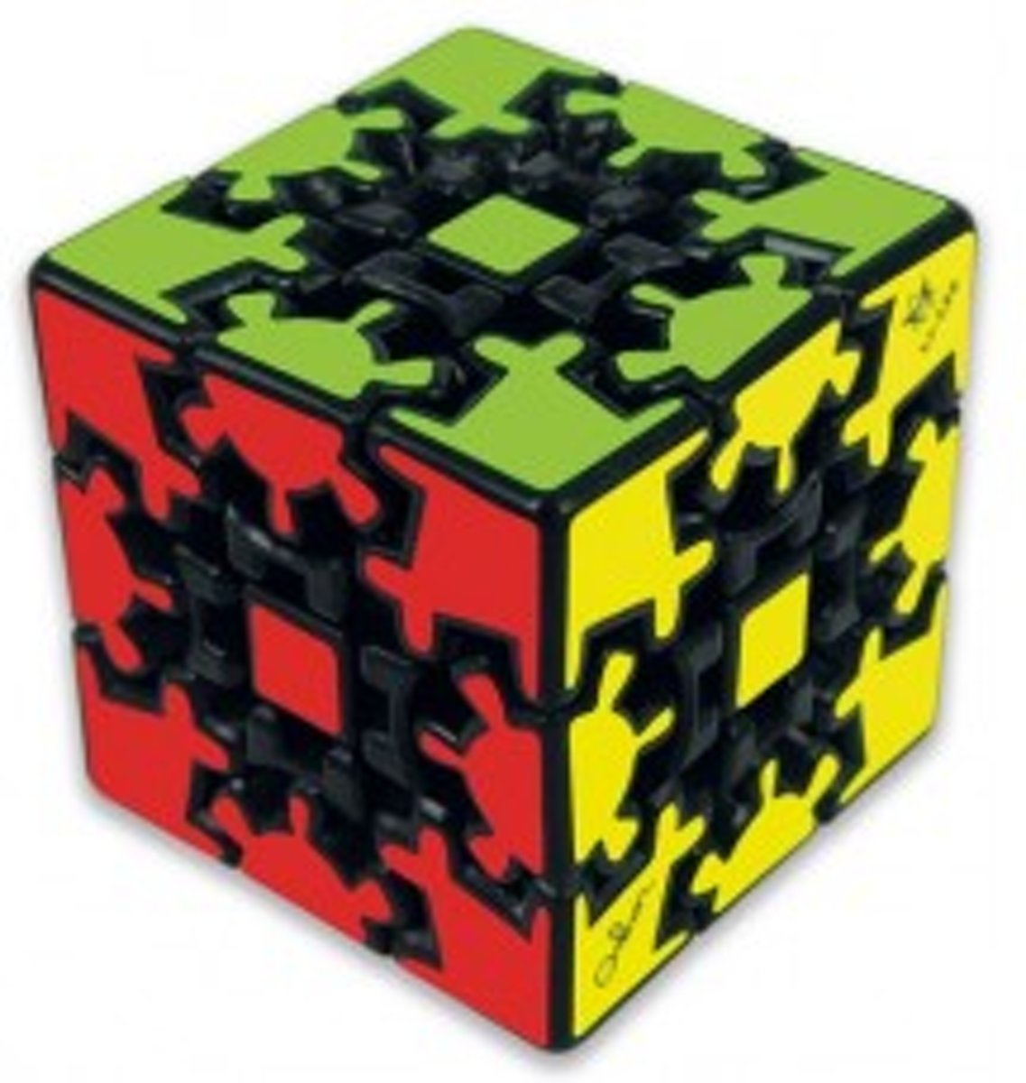 Gear Cube, brainpuzzel, Recent Toy