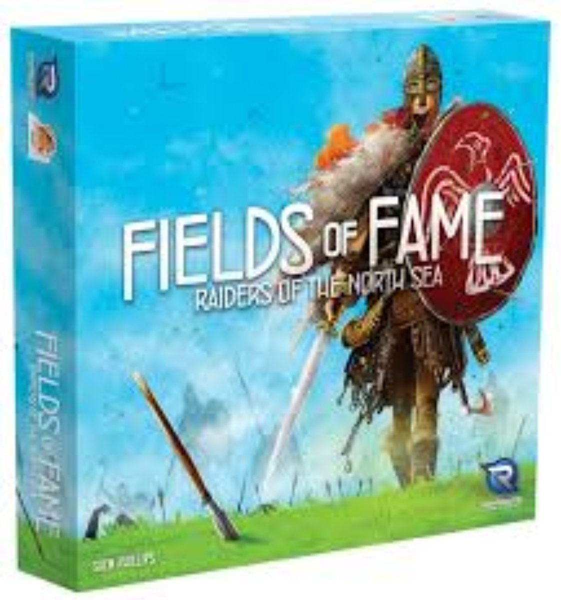 Raiders of the north sea Fields of Fame