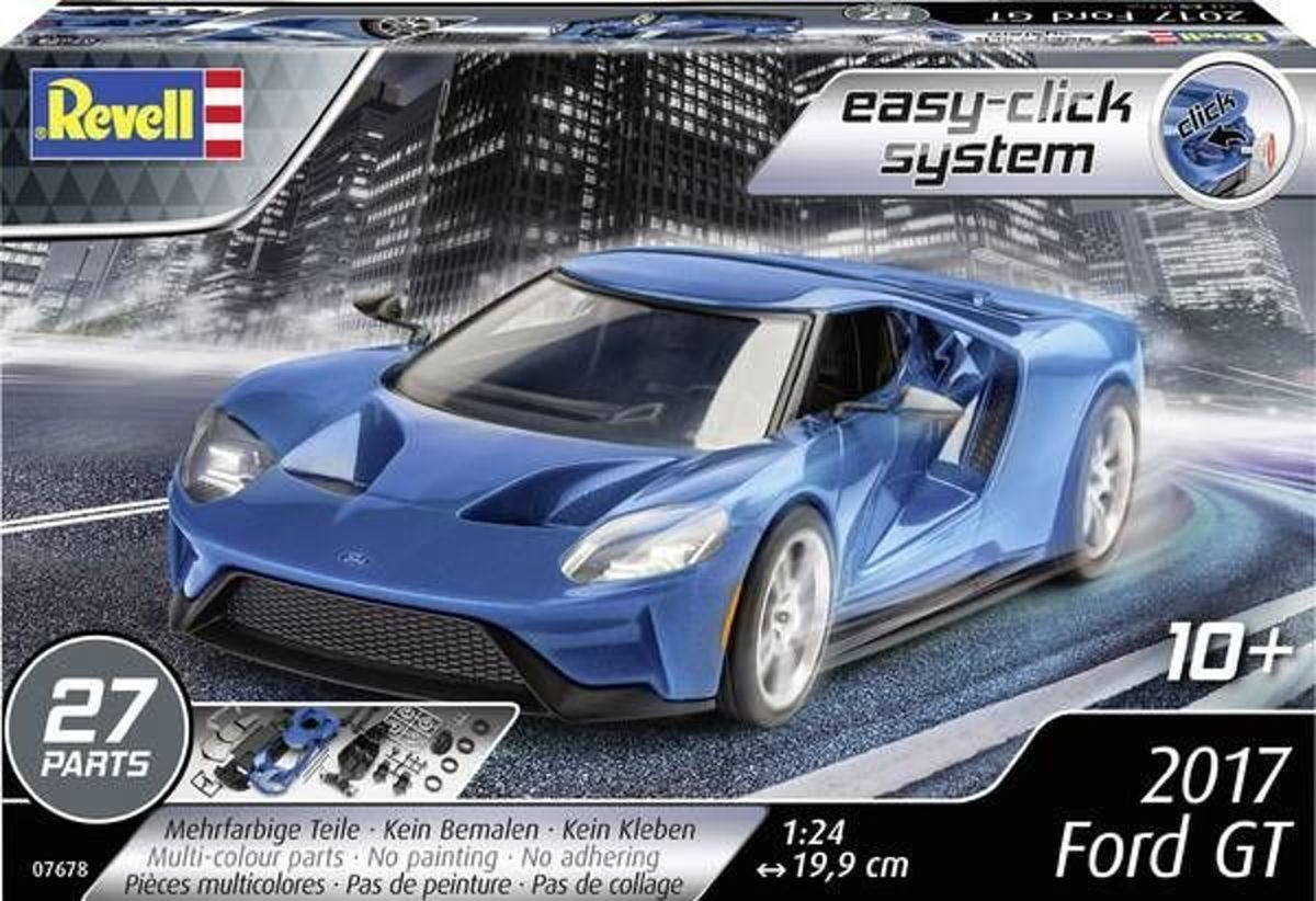 2017 Ford GT   schaal 124