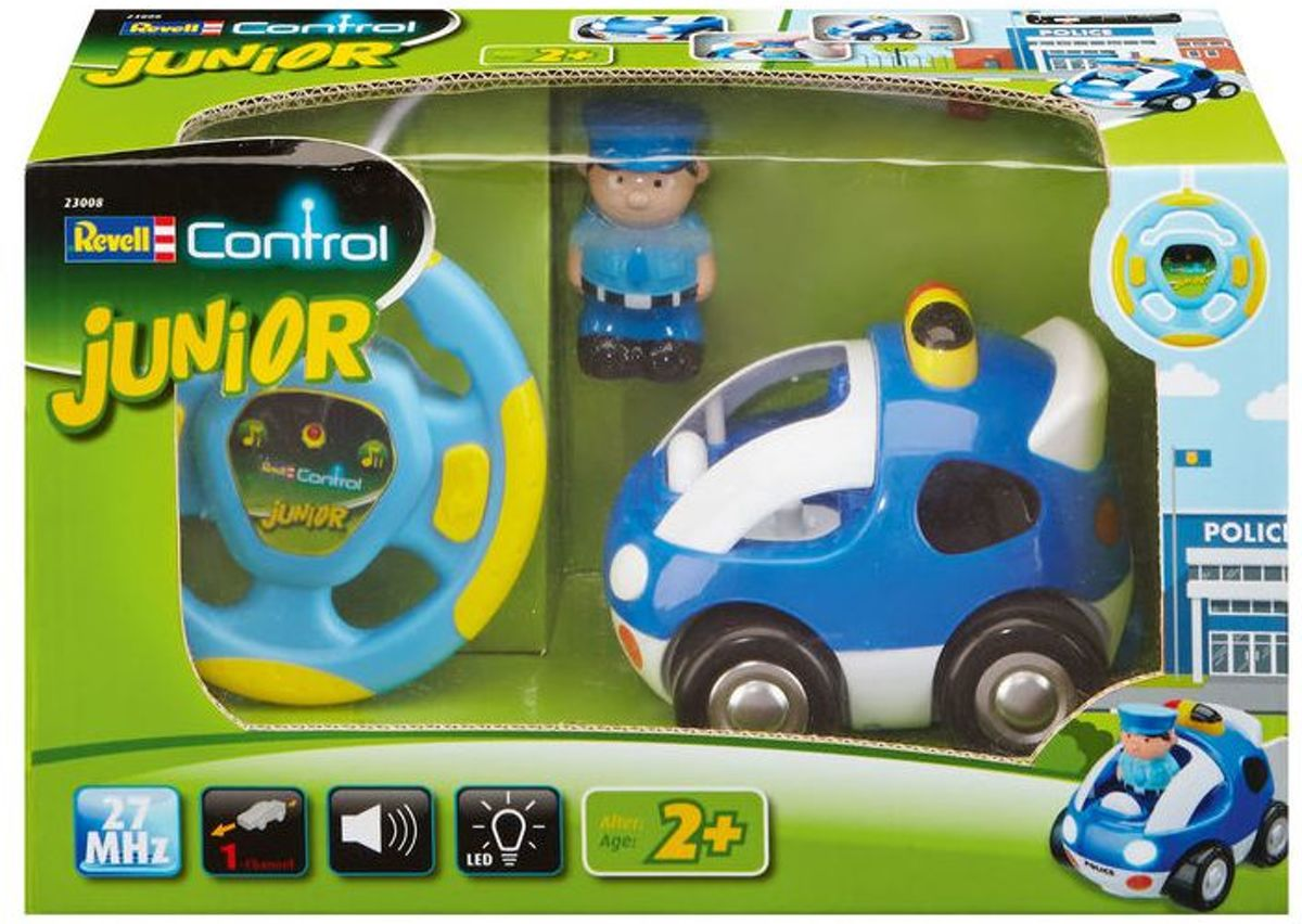 RC-Junior Police