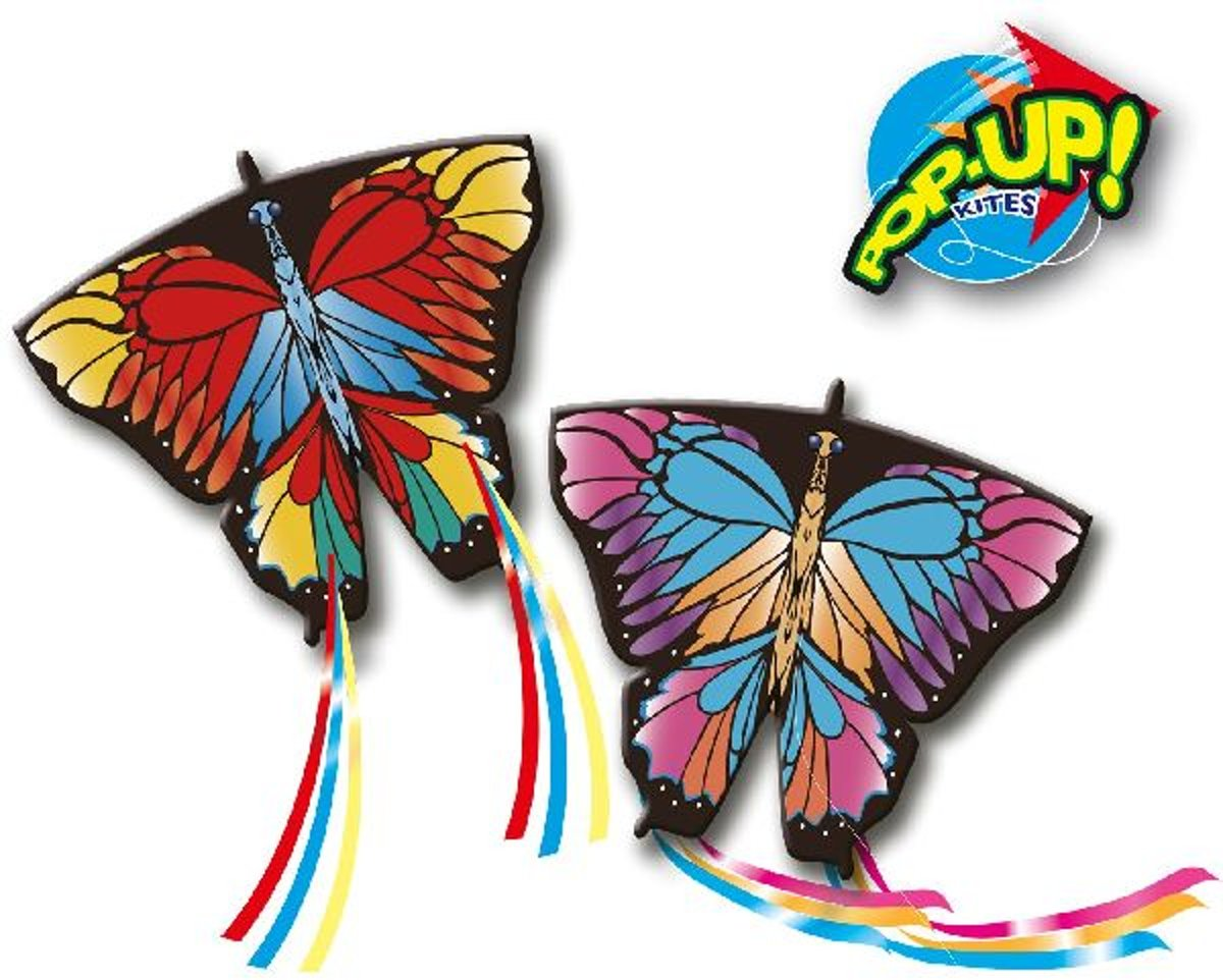 Pop-up Butterfly