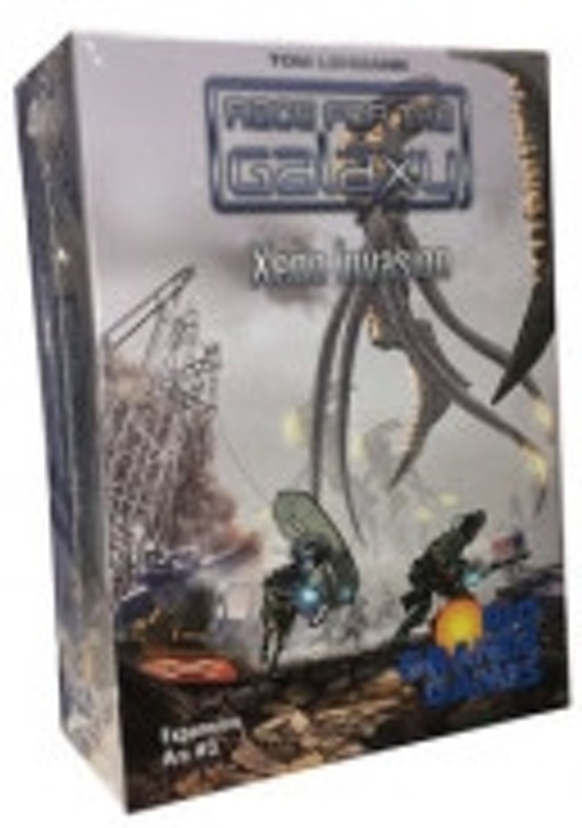 Race for the Galaxy Xeno Invasion
