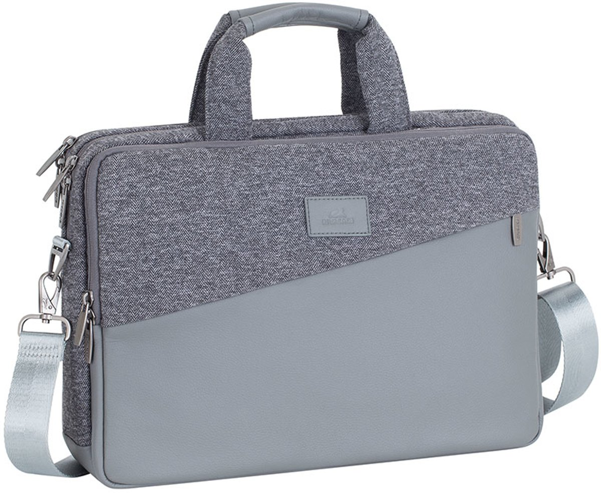 RivaCase 7930 - Laptophoes MacBook Pro - 15.6 inch - Grijs