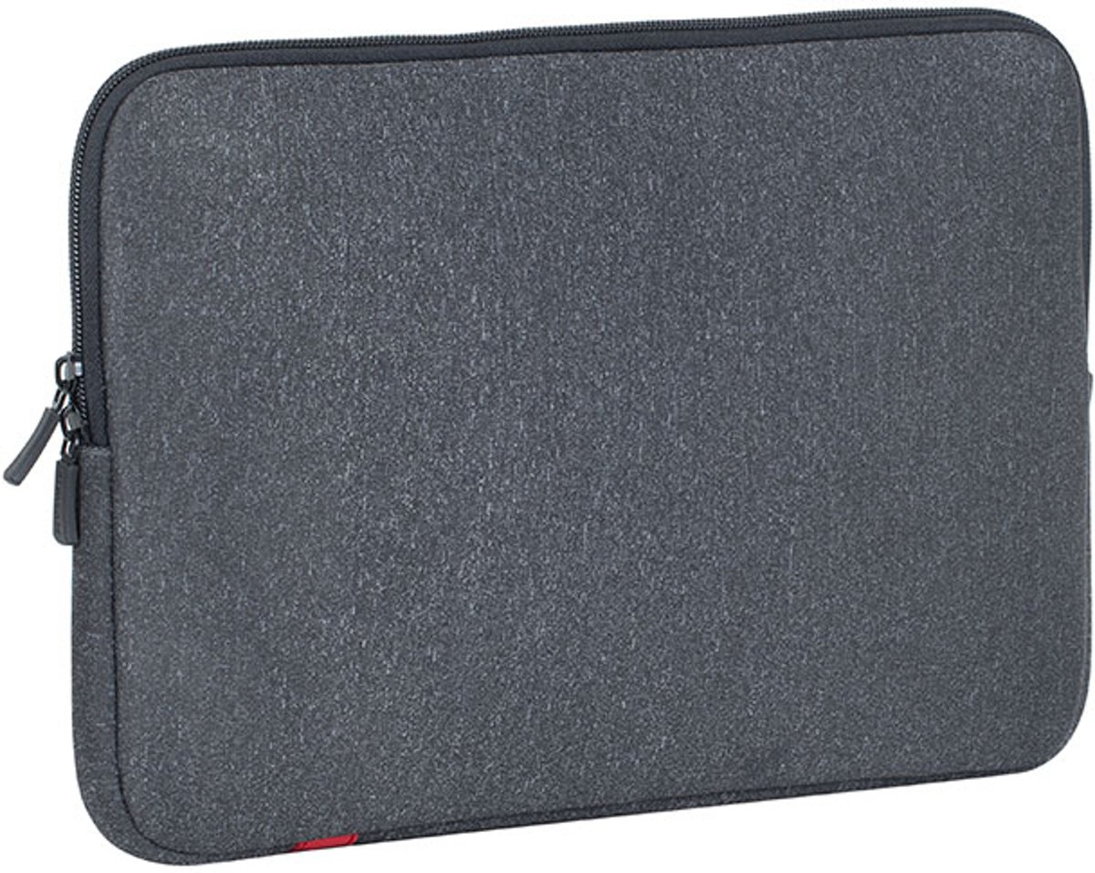 Rivacase Antishock Laptop Sleeve 13.3 inch Dark Grey
