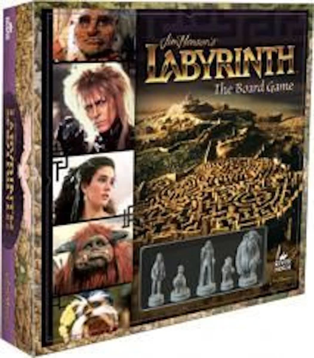 Jim Hensons Labyrinth: The Board Game