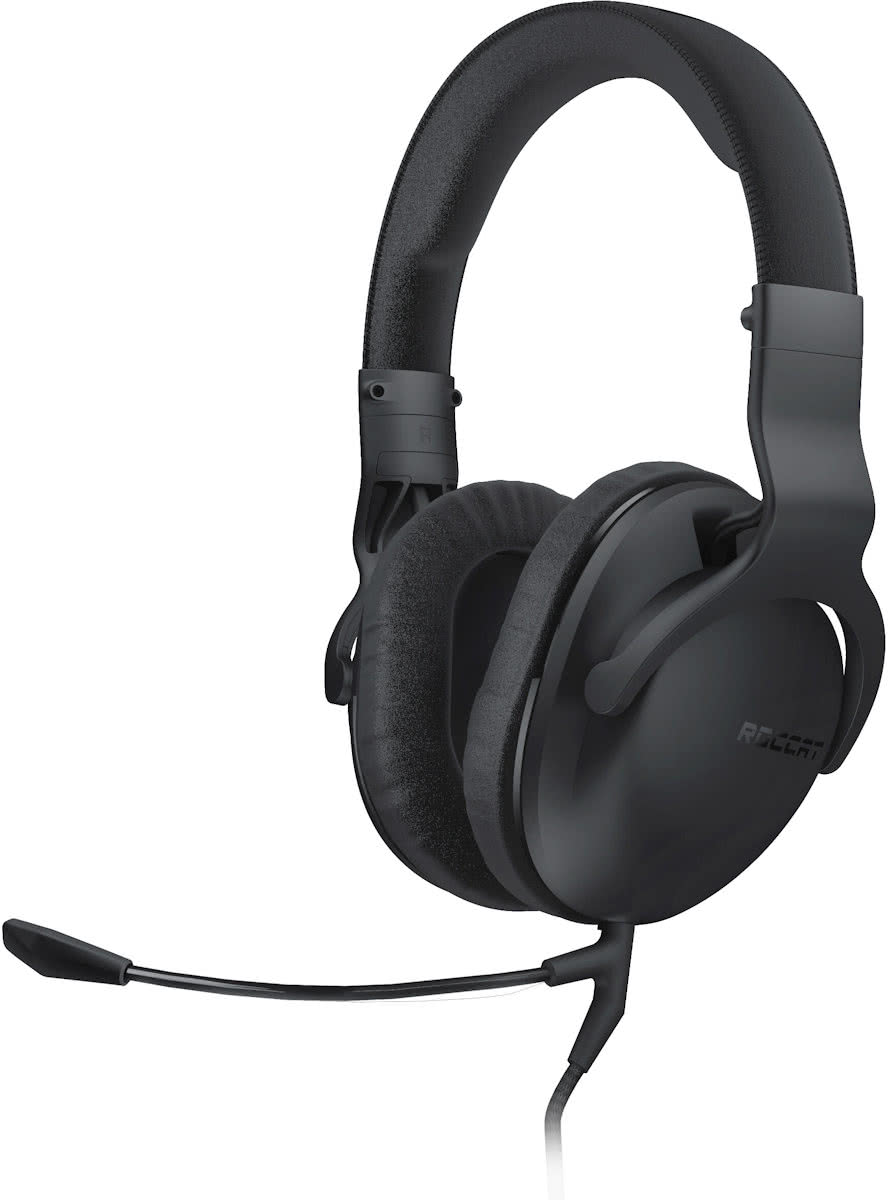 Roccat Cross - Gaming Headset - PS4 + Xbox One + Windows + Android + iOS