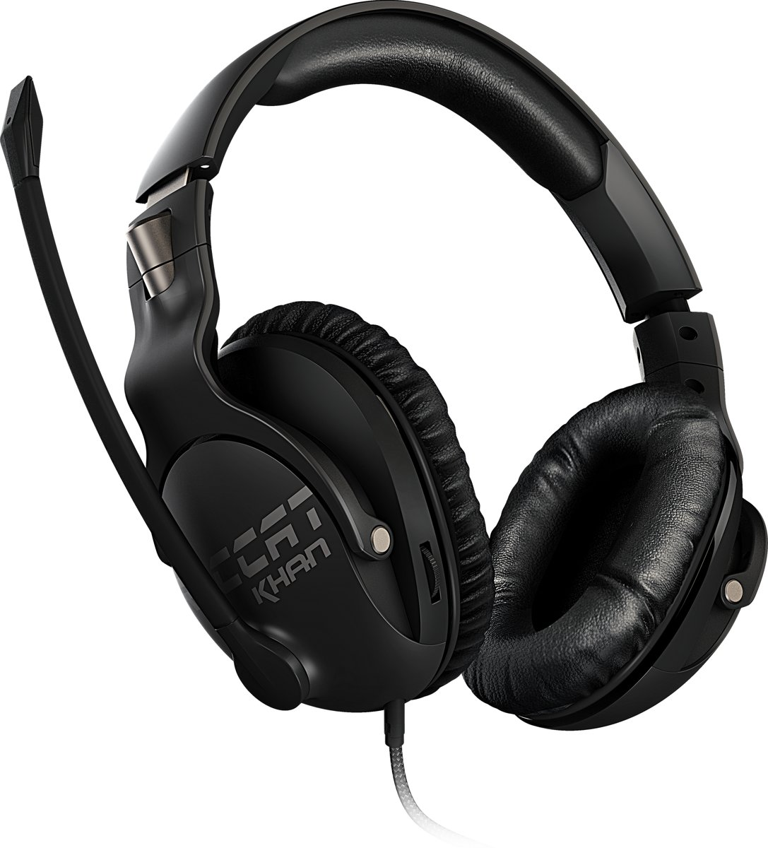 Roccat Khan Pro - Gaming Headset - Zwart - PS4 + Xbox One + Windows + Mac