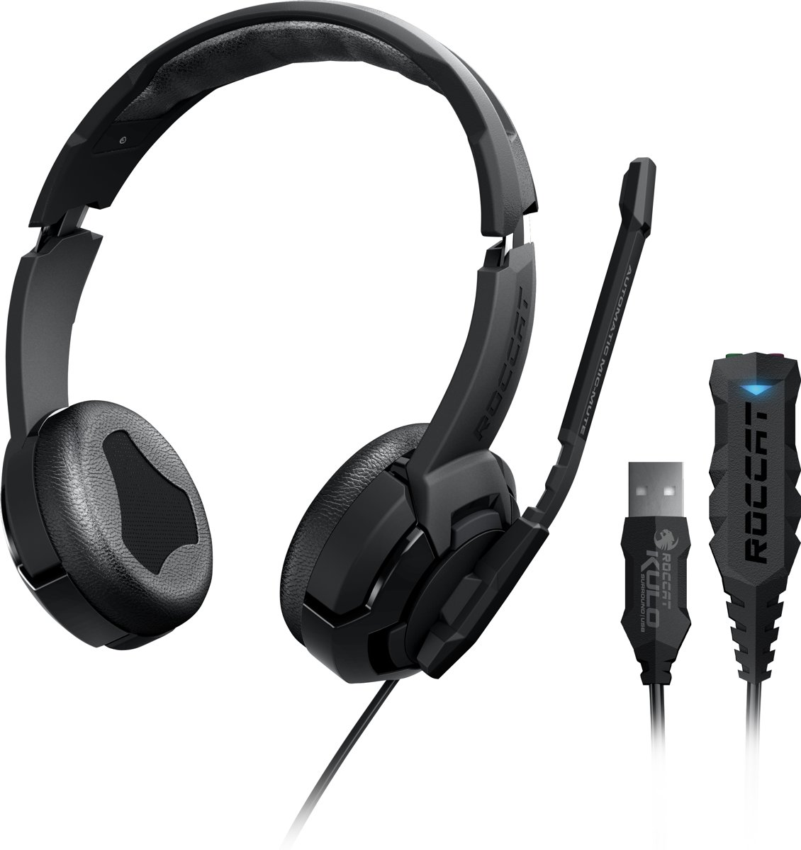 Roccat Kulo Virtual 7:1 USB Gaming Headset PC