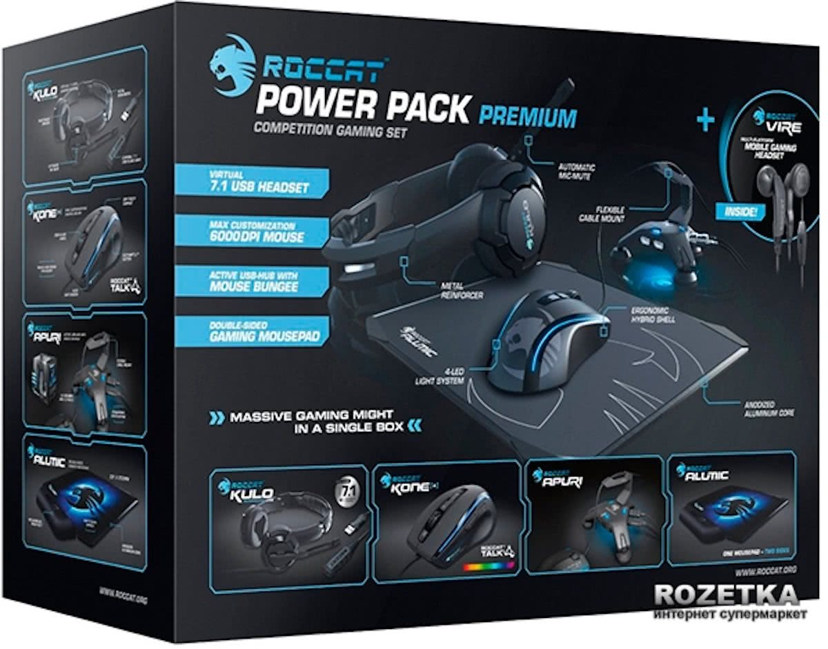 Roccat Power Pack Compact