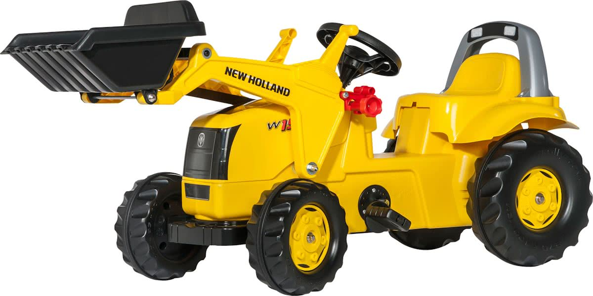 RollyKid New Holland -   met Frontlader