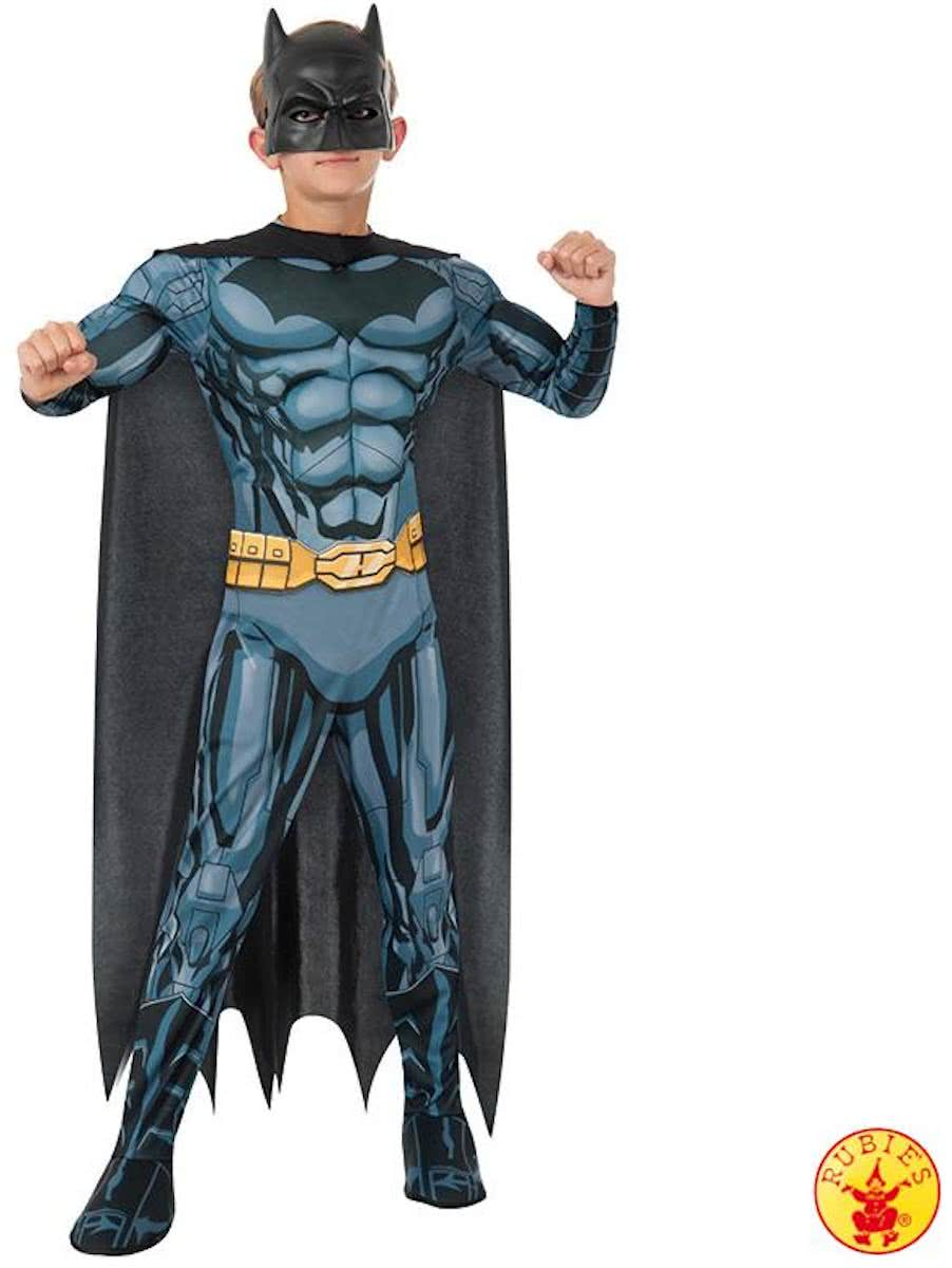 Batman Deluxe Child - Maat 92/104