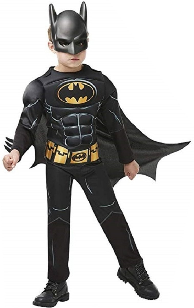Deluxe Black Core Batman - Kind