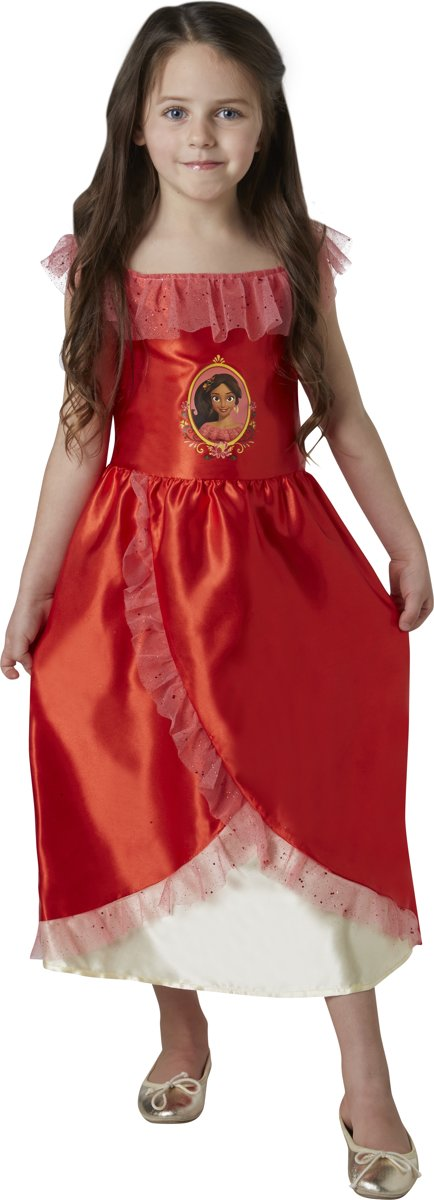 Disney Elena Of Avalor Classic - Kostuum Kind - Maat L - 128/140