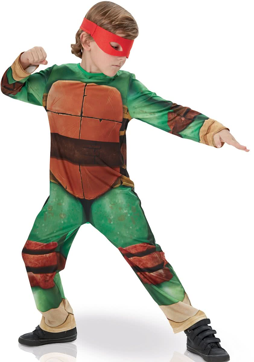Ninja Turtles Pak - Kindermaat S
