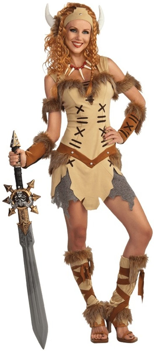 Adult - Viking Princess /Toys