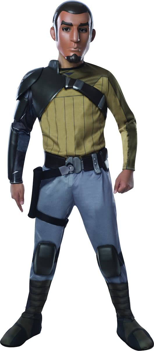 Star Wars Rebels Kanan Deluxe - Kostuum Kind - Maat 128/140