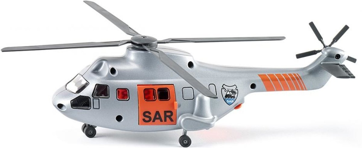 2527 Transport helicopter